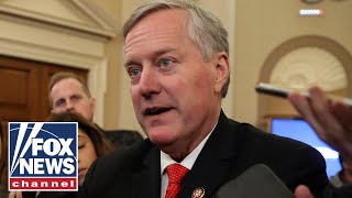 Meadows: The only cover-up is of Schiff's involvement with whistleblower