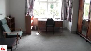 Single Room Accommodation Wolfson College Oxford review