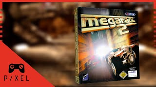 MegaRace 2 :: the DOS exclusive sequel (1996) | It's Play TIME! (no commentary)