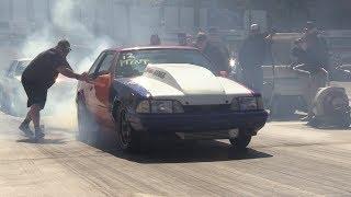 No Prep No Excuses 2 Small Tire Class Coverage at Wilkesboro Dragway