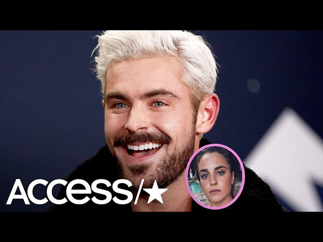 Zac Efron Sparks Dating Rumors With Hot Olympic Swimmer Sarah Bro