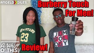 Burberry Touch For Men Review | Fresh & Woody!