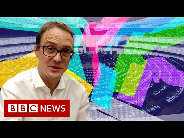 European elections: Why is the UK taking part? - BBC News