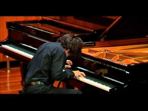 Sonata N° 1 en D minor op. 28 - Sergei Rachmaninov. Martín García García.