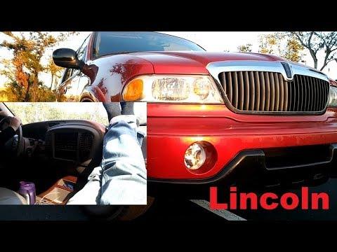 США/ На сколько будет живая машина за $2000? / тест-драйв Lincoln Navigator