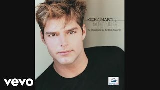 Ricky Martin - The Cup of Life (English Audio)