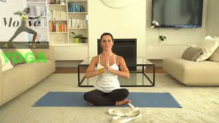 Move123 Yoga Open Bodyparts - Yoga for a healthy Back