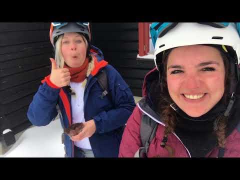 Wintersport in Trysil, Noorwegen   Een indruk