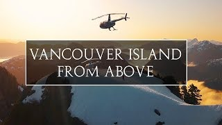 Vancouver Island from Above