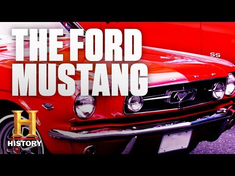 Hot Rods & Muscle Cars: How The Ford Mustang Became An American Icon | History