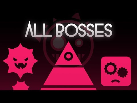 Just shapes & Beats All bosses (S Rank)