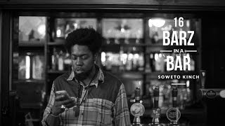 Soweto Kinch: 16 Barz In A Bar BCTV exclusive UK hip hop rap at Barton