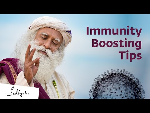 Simple Immunity Boosting Tips To Fight Corona | Sadhguru