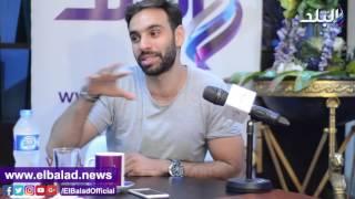 أحمد الشامي: دوري مع عمرو سعد في «مولانا» مفاجأة .. «فيديو»
