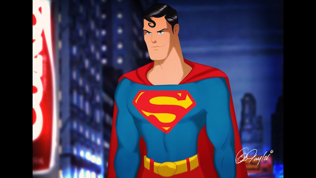 Superman Le Scientifique Fou Dessin Animé En Français Youtube