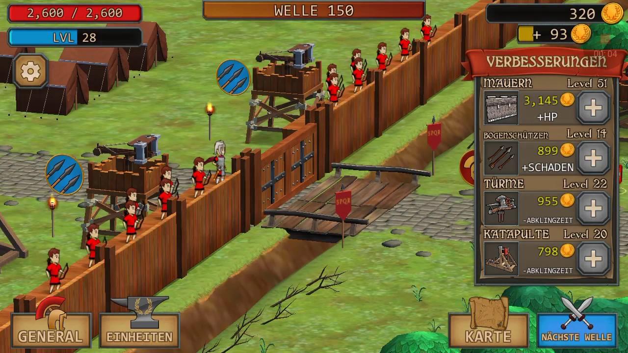 Römer Spiele Kostenlos