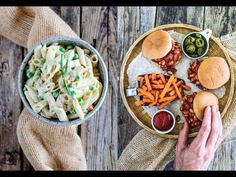 3 Vegan Dollar Tree Dinners