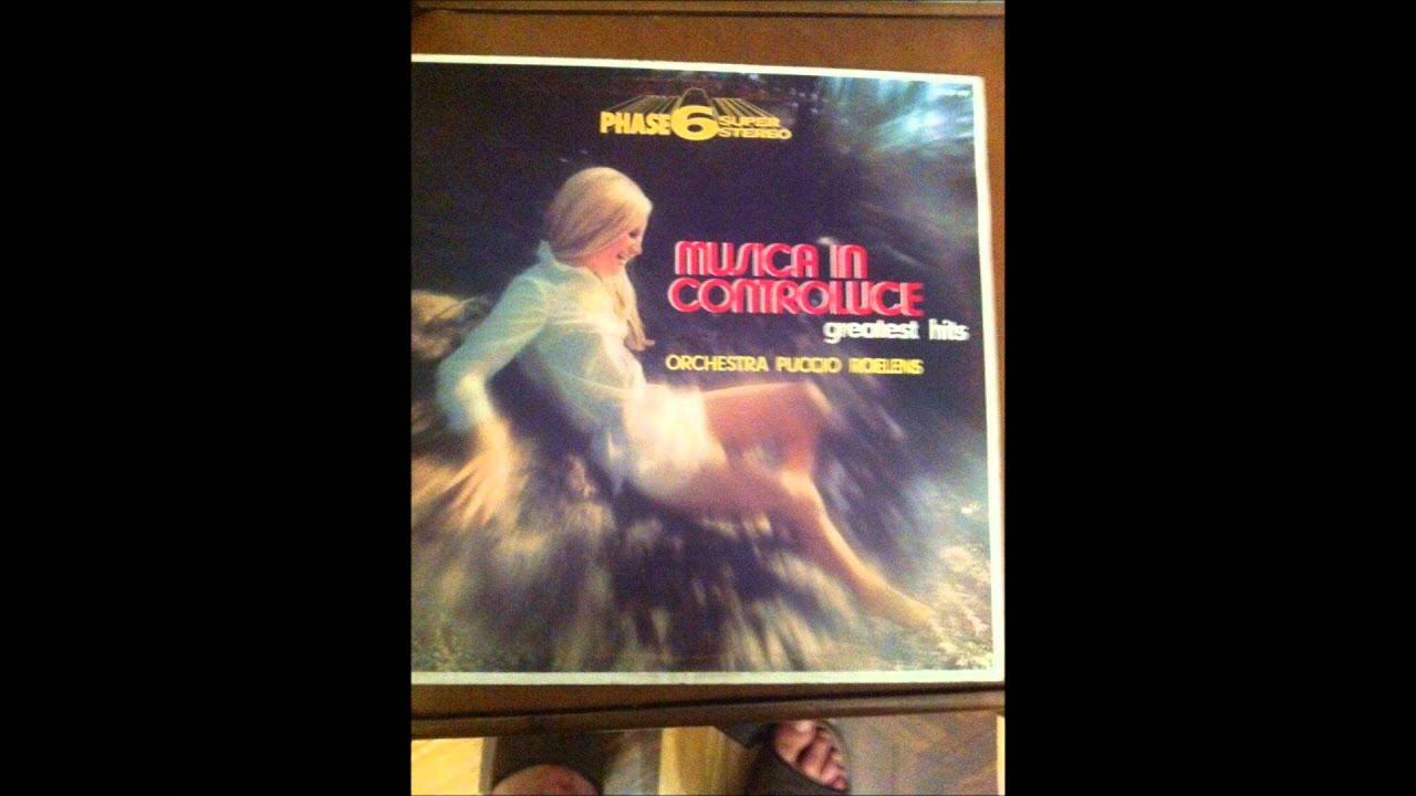 Puccio Roelens E La Sua Grande Orchestra TV Musica In Controluce Greatest Hits
