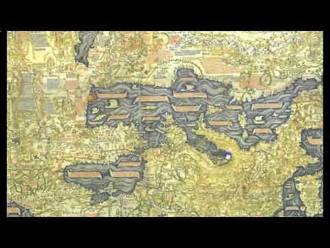 Interesting Medieval World Maps - South is Up and More!