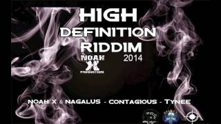 Contagious - Back to reality (Clean) (High Definition Riddim 2014)