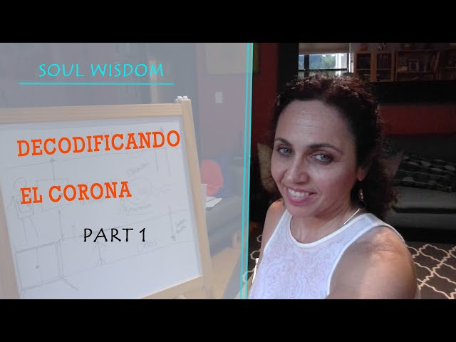 Decodificando el Corona- PARTE 1-Sabiduria del Alma-Daniela Davidov