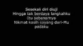 Syukur Pada-Mu By Hijjaz