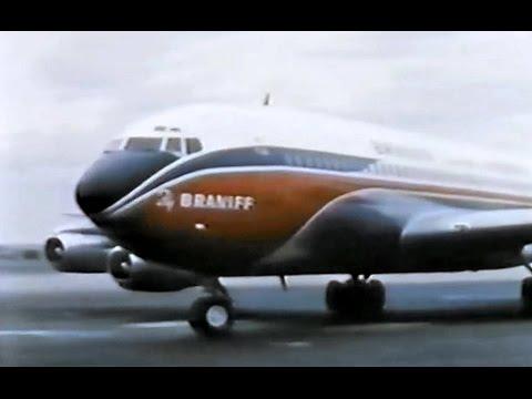 Boeing 707 Jetliner Promo Film - 1960