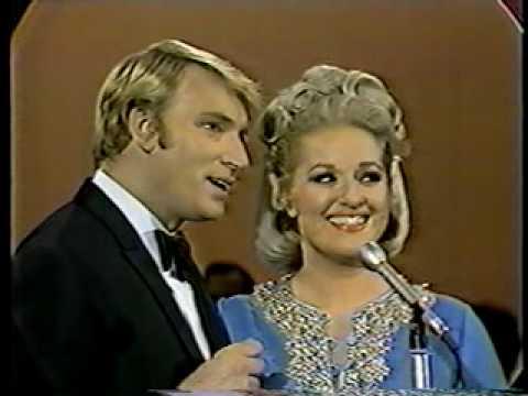 Frank Ifield & Juliette duet 1968