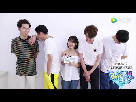 [ENG SUB] 180827 Big磅来了 F4 + Shen Yue Interview for PhantaCity