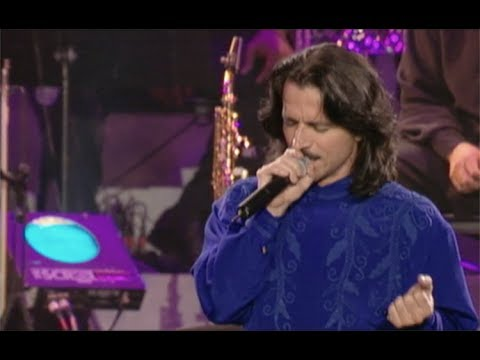 Yanni Sings! – FROM THE VAULT Never Too Late Live (HD-HQ)