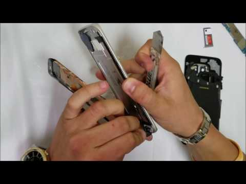 Samsung Galaxy S7 Edge - How to Take Apart & Replace LCD Glass Screen Replacement