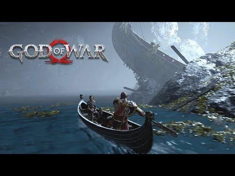 GOD OF WAR - #14: Busca de Tesouros (Gameplay em 4K do PS4 Pro)