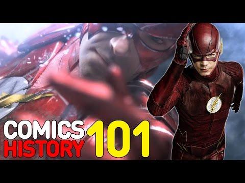 The Flash - Comics History 101