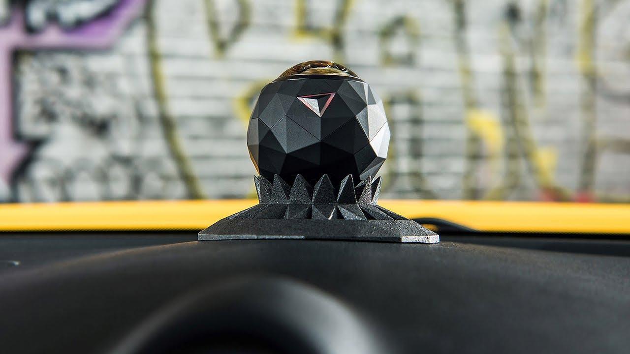 Car Dash Wallpaper The Nissan Jukecam Innovative 360 Degree Dash Cam Youtube