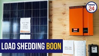 WATCH: Roaring trade for some small businesses amidst load shedding gloom