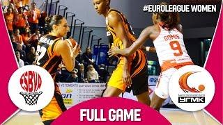 ESBVA-LM (FRA) v UMMC Ekaterinburg (RUS) - Live Stream - EuroLeague Women 2016/17