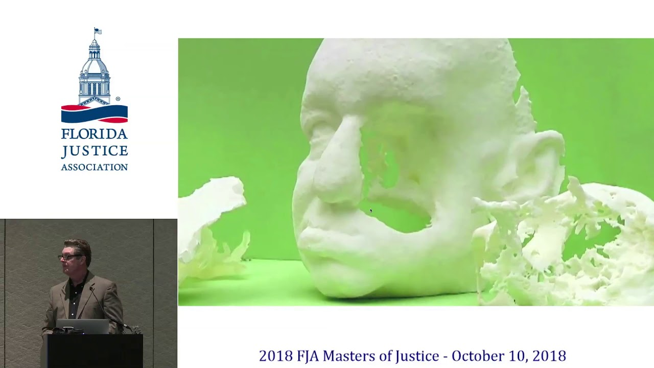 3D Print Evidence for Lawyers | Forensic Video Law
