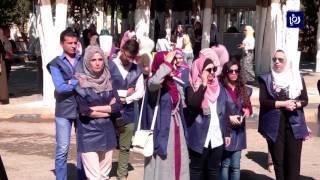 """إطلاق قافلة """"شارك صح"""" لتشجيع المواطنين على المشاركة في الانتخابات - (30-7-2017)"""