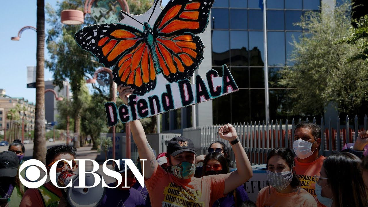 Judge Orders Trump Administration To Restore DACA As It Existed ...