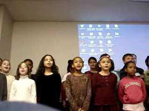 Silver Run School Choir.