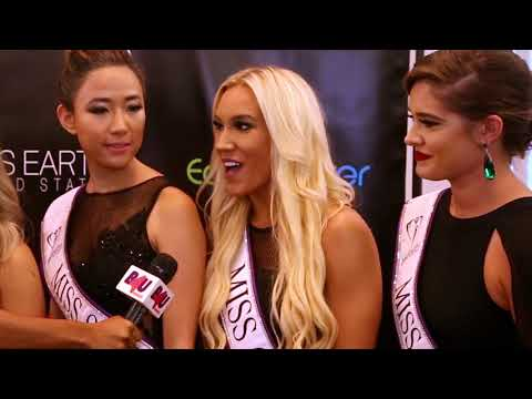 TELEVISION BROADCAST: Part 2 Behind the Scenes of Miss Earth United States 2017 on Dish Network