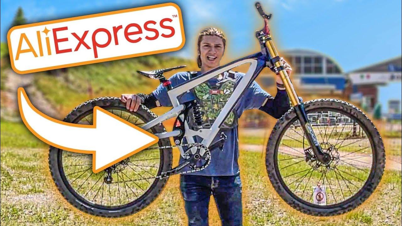 Je test un VTT AliExpress... Mais à ma façon !