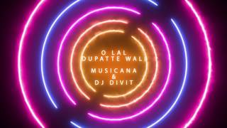 O Lal Dupatte Wali Musicana DJ DiViT Remix.mp3