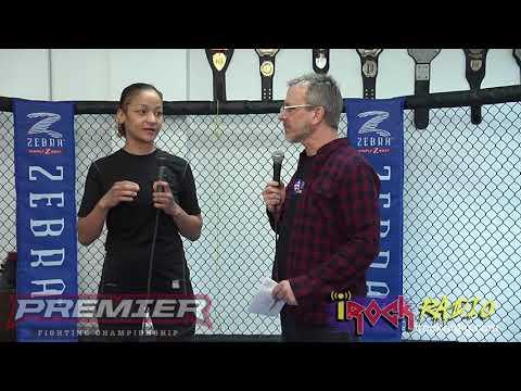 iRockRadio.com - Premier Fighting Championship - Lisa
