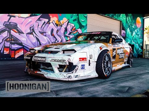 [HOONIGAN] DT 135: Getting sketchy with Formula Drift Pro 2…