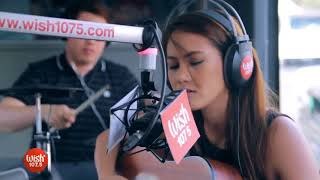 Gracenote covers  When I Dream About You  Stevie B on Wish 107 5 Bus