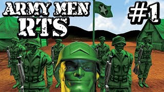 Army Men RTS - The Thin Green Line - Episode 1