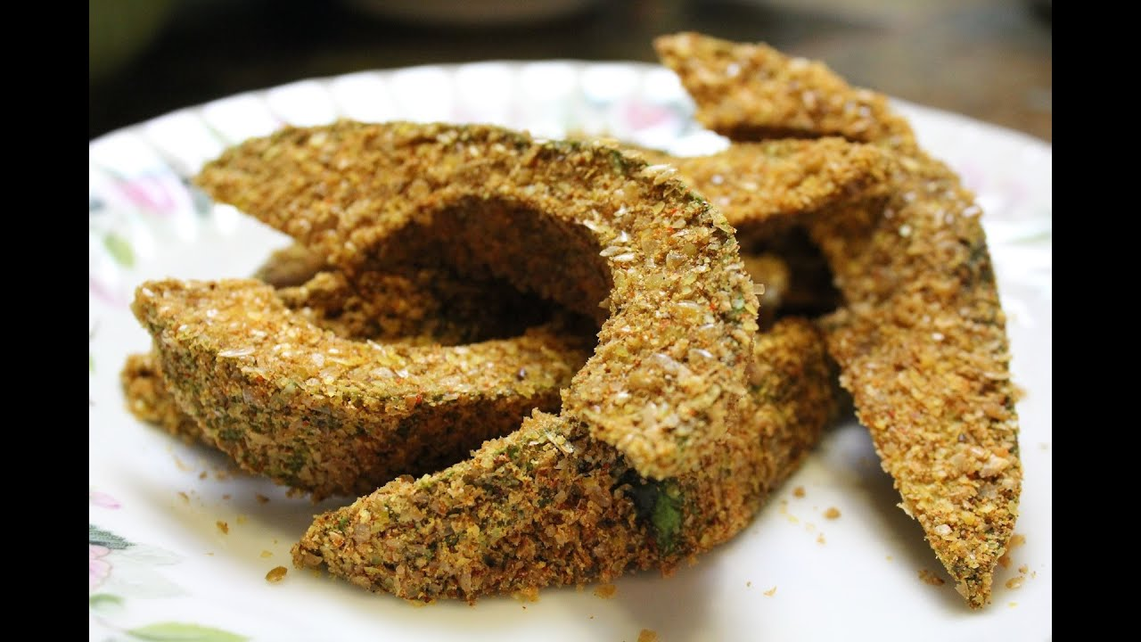 Easy raw avocado fries recipe vegan organic youtube forumfinder