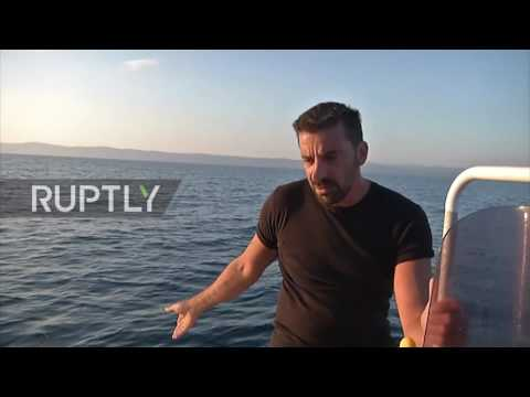 Greece: Lesbos fisherman nominated for Nobel peace prize for saving refugees