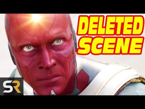 4 Deleted Infinity War Scenes Marvel Didn't Include In The Movie